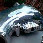 Electro metal galvanizado. piezas de automóviles de cromo. productos de Chrome a la orden. El electrolito para el chapado de cromo.