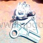 partes de zinc. de metal galvanizado tecnología. La pasivación de zinc.