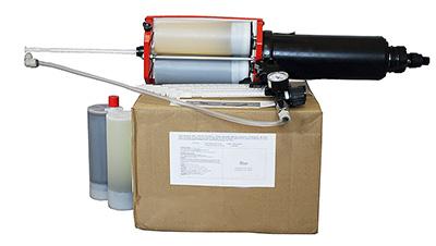 sistema de pulverización de cartucho